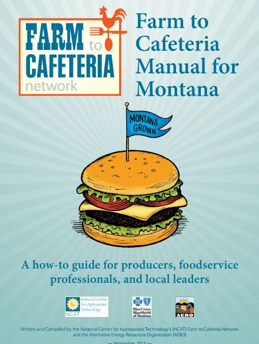 Updated Farm to Cafeteria Manual Available