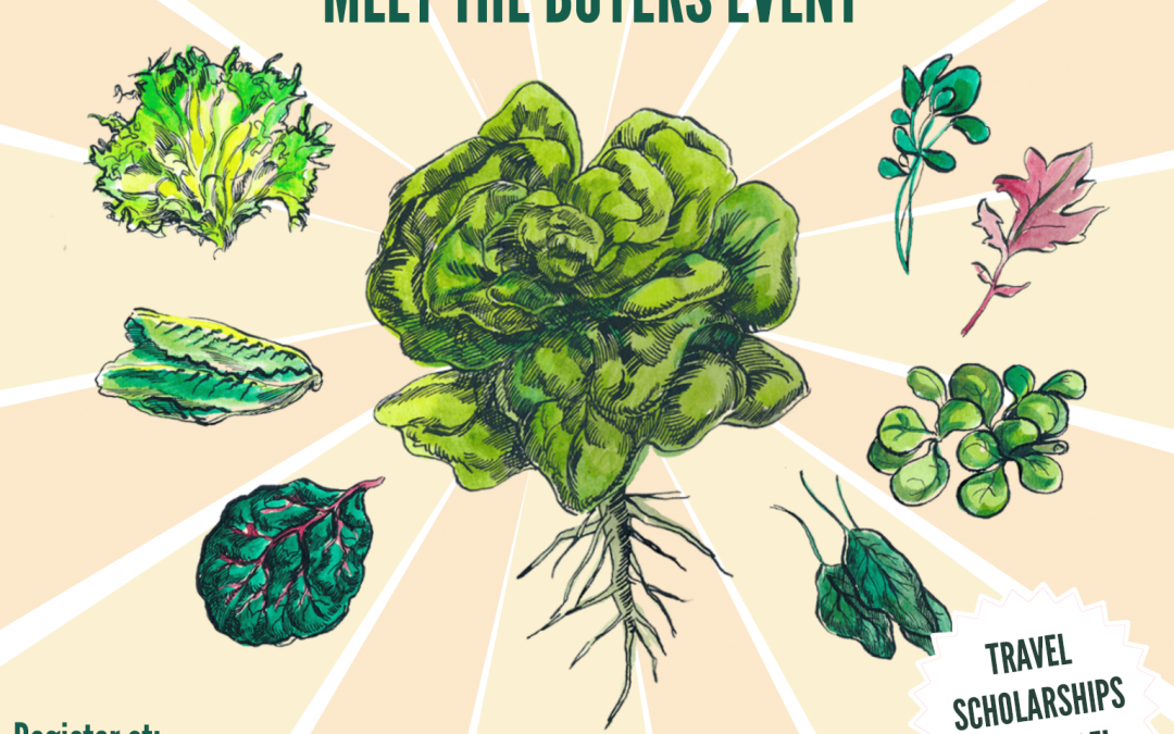 Farm to Grocery: Meet the Buyers on March 23rd!