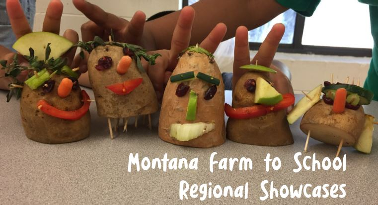 Registration Open! Montana Farm to School Regional Showcases